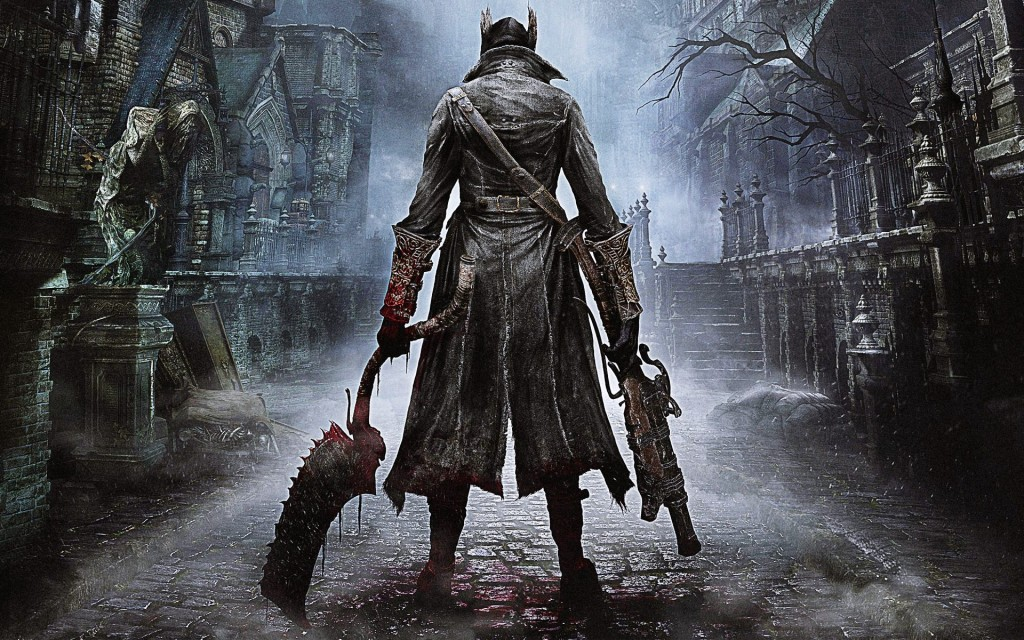 Bloodborne Game Wallpaper