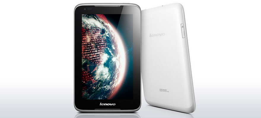 Lenovo IdeaTab A1000 F Ressources Root Tuto